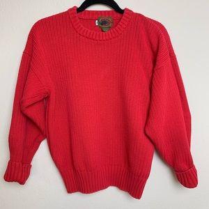 BOSTON TRADERS vintage knit sweater